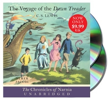 Voyage of the Dawn Treader CD