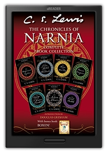 The Chronicles Of Narnia Complete 7 Book Collection By C S Lewis