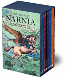 The Chronicles of Narnia Full-Color Box Set