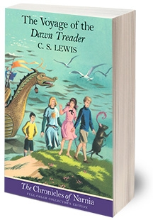 The Voyage of the Dawn Treader: Full Color Edition
